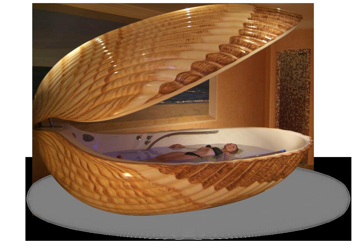 Floatingmuschel
