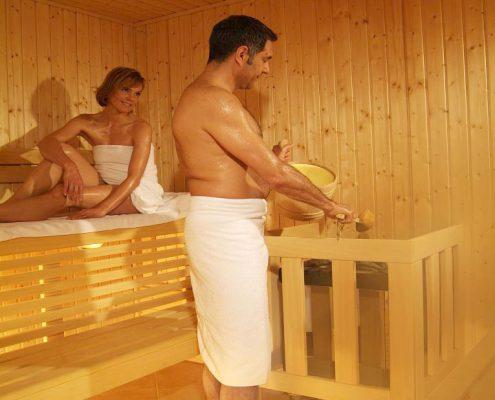 Sauna Hotel Spiekeroog
